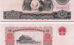 第三套人民币最新价格 第三套人民币涨价了