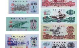 第三套人民幣同號價格 第三套同號鈔市場價格多少