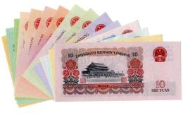 第三套全套人民币价格值多少钱 第三套全套人民币有收藏价值吗