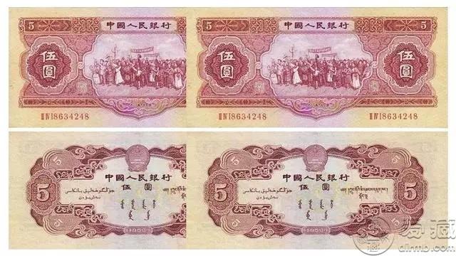 第二套五元人民币价格多少钱 第二套五元人民币值得收藏投资吗