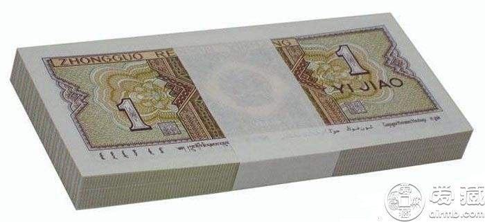 80年一角纸币值多少钱一箱 80年一角纸币激情小说前景预测