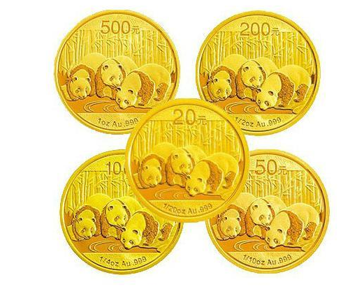 熊猫金币全套价格 各年份熊猫金币全套价格表