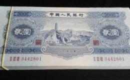 2元旧币回收价格表 2元旧币回收价格最新
