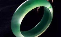 正阳绿翡翠手镯图片价格 正阳绿翡翠手镯多少钱