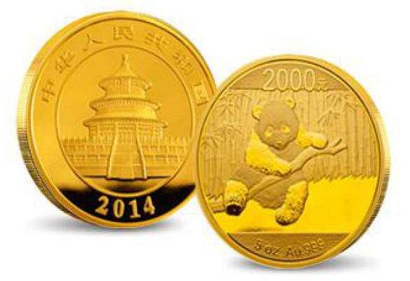 熊貓金幣回收多少錢 單枚熊貓金幣回收價目表