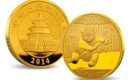 熊猫金币回收多少钱 单枚熊猫金币回收价目表