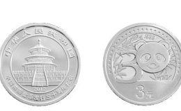 回收熊猫银币 熊猫银币回收价目表