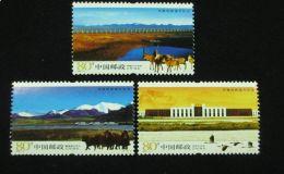 青藏铁路通车纪念邮票价格 青藏铁路纪念邮票现在值多少
