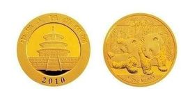 2010熊貓金幣回收價格 2010熊貓金幣回收價格單枚