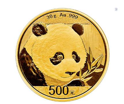 2018年熊猫30克激情乱伦现在值多少钱一枚最新价格