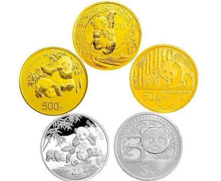 收购熊猫金币价格表 收购熊猫金币价格多少