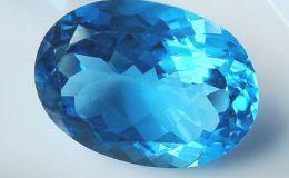 蓝色托帕石多少钱一克 蓝色的托帕石什么价位