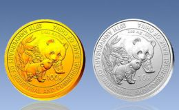 中國金幣回收多少錢 中國金幣回收報價表圖