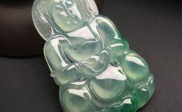 冰种翡翠观音市场价 冰种翡翠观音真品多少钱一个