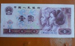 80年1元纸币值多少钱_版本介绍