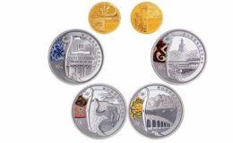 奥运金银币大全套价格 2008奥运金币最新价格