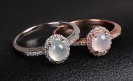 天然翡翠戒指 天然翡翠戒指图片及价格