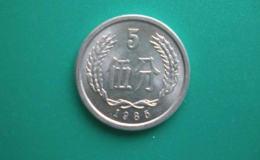 1985年的5分硬幣值多少錢 1985年的5分硬幣最新價格表