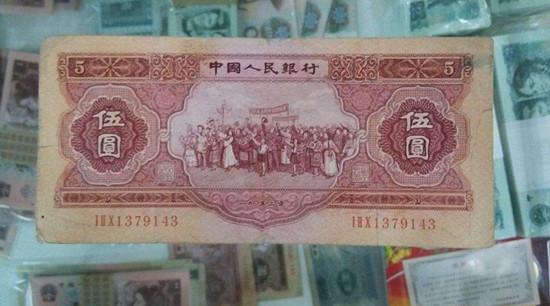 1953年的五元纸币价格 1953年的五元纸币收藏意义