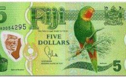 斐济鹦鹉钞25连体 斐济鹦鹉钞25连体值多少钱