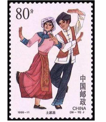 56个民族邮票值多少钱 56民族邮票现在价格