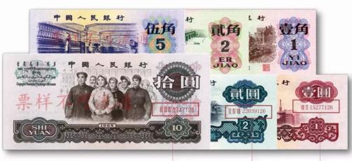 2020年第三版人民币最新价格_收藏前景如何
