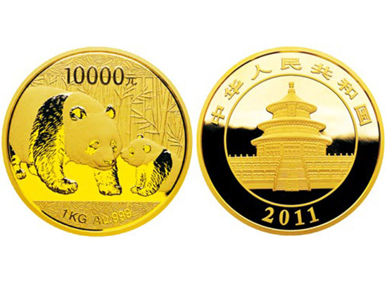2011熊猫金币回收价格 2011熊猫金币投资建议