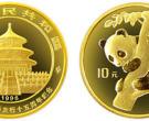 回收熊猫金币价格 熊猫金币的版本如何区分