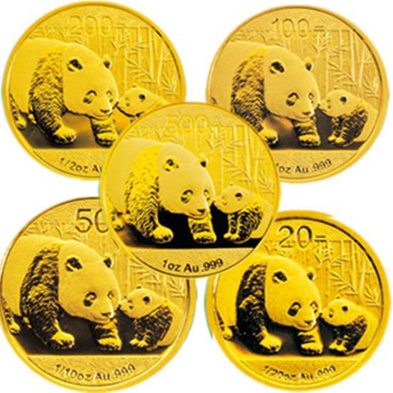 熊猫金币2013回收价格 熊猫金币2013投资分析