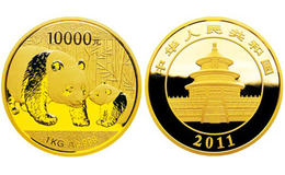 2011熊猫金币回收价格查询 2011熊猫金币值得收藏吗