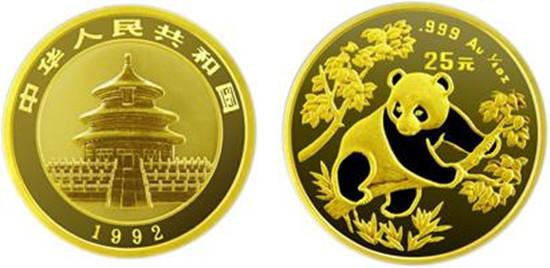 哪里收购熊猫金币 熊猫金币收藏价值