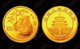 熊猫金币回收价格 熊猫金币市场价