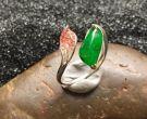 翡翠镶嵌戒指款式 翡翠镶嵌戒指常见4大款式及特点