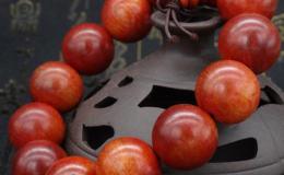 血龙木手串盘玩方法 血龙木手串图片介绍