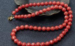红珊瑚项链报价 红珊瑚项链价格攻略
