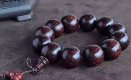 盘小叶紫檀手串技巧  怎么 保养小叶紫檀手串