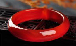 红玛瑙手镯多少钱一只 红玛瑙手镯价格及图片