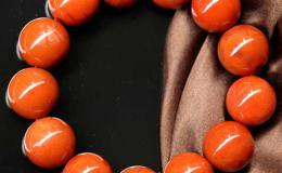 红玛瑙手串的寓意 红玛瑙手串图片介绍
