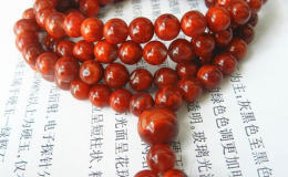 南紅瑪瑙手串圖片 南紅瑪瑙手串保養要點