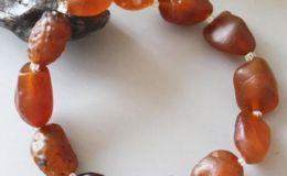 玛瑙石手串图片及价格 玛瑙石手串行情