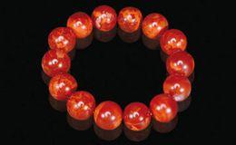 南红珠子的寓意  女人带南红的好处