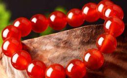 红玛瑙寓意及象征   红玛瑙手链多少颗最好