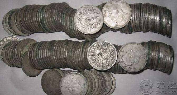 23克的银元原因  银元重量