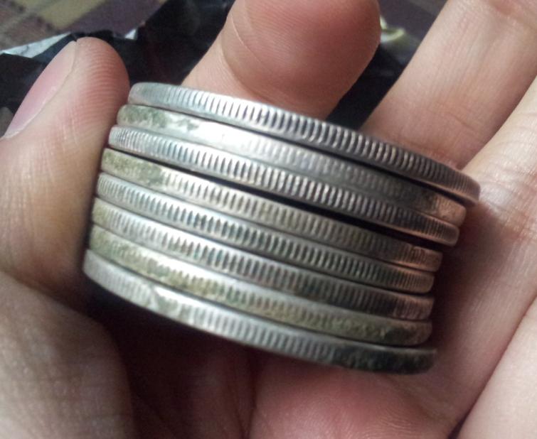 老银元表面被火烧过怎么处理  怎样鉴定老银元