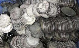 銀元七錢二分是多少克  怎樣鑒定真銀元