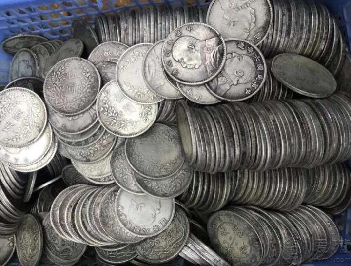 银元七钱二分是多少克  怎样鉴定真银元