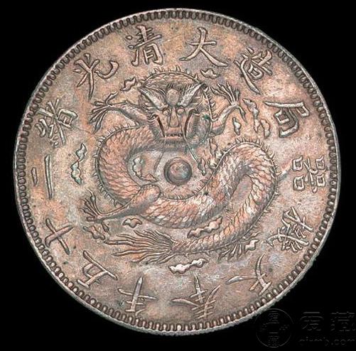 罕见光绪二十五年银元市场价值怎么样