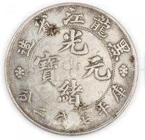 黑龙江银币价格及图片  黑龙江银币收藏市场好吗