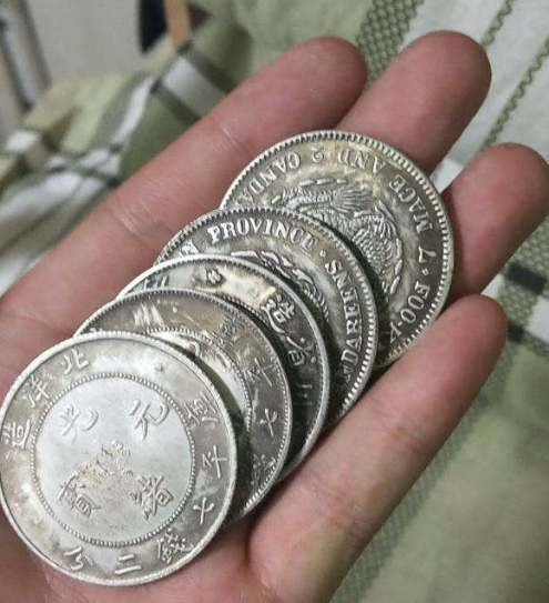 2020年7月份老银元市价  老银元最新市场价
