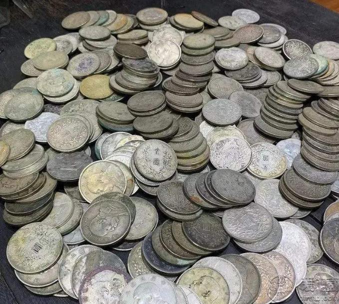 2020年6月老银元最新价格  银元最新市场价格表